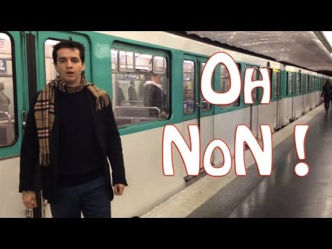 Lesson 1 of learn French with Victor - Funny