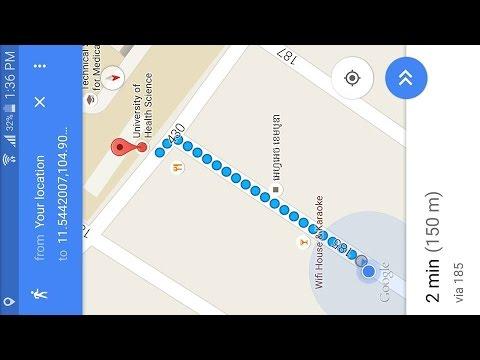 How to find a location on Google Maps   របៀបស្វែងរកទីតាំងណាមួយនៅលើ Google Maps