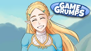 Zelda's Diary - Game Grumps Animated- by KirbyOtaku