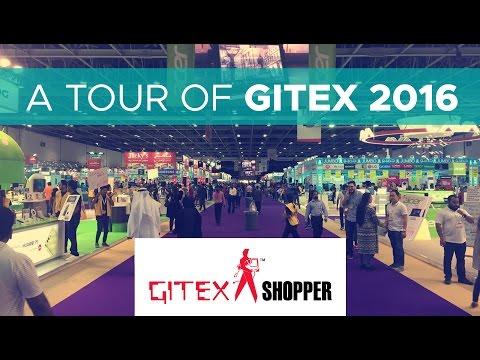 Gitex Shopper 2016 - A tour through October Gitex Shopper