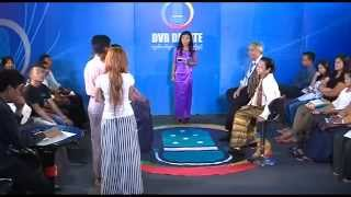 DVB debate: Myanmar Leadership after 2015
