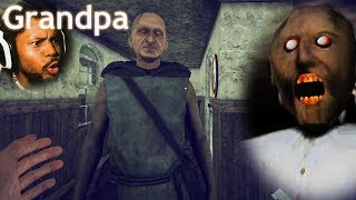 FIRST GRANNY, NOW GRANDPA!? WHO IS WORSE!? | Grandpa