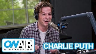 """Charlie Puth Performs """"See You Again"""" & """"Marvin Gaye"""" 