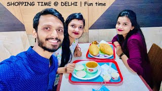 Vlog #140   Sarojni  ki Cost effective & Best Shopping    Safe Delhi   Must watch   Sachin & Manisha