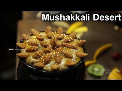 Mushakkali Desert | Summer Speial Mushakkali Desert | Yummy Street Foo