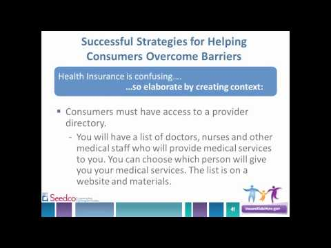Webinar: Helping Newly-Enrolled Families Understand, Use their Medicaid, CHIP Coverage (4/22/15)