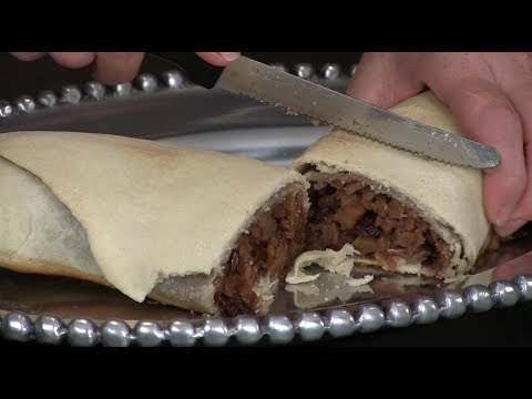 Homemade Strudel (400-Year Old Recipe)