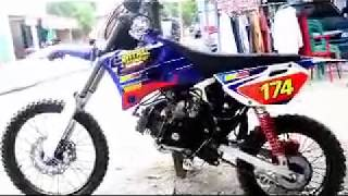 Jupiter Mx Trailbom Custom