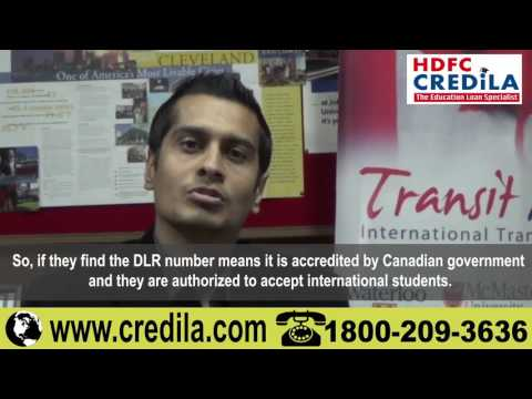 How to find Canada accredited colleges and universities?