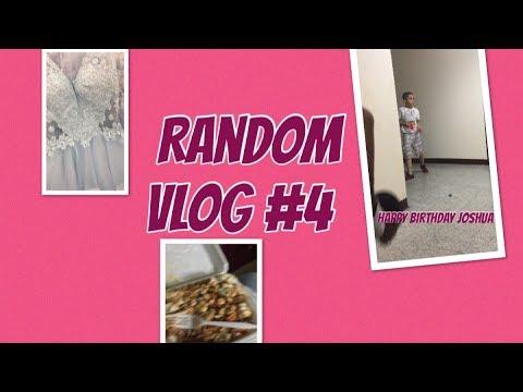 random vlog #4❤️~BeautybyDelores