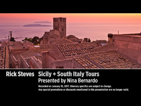 Test Drive a Tour Guide: Sicily and South Italy
