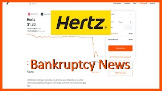 Hertz Rental Car Company Files Bankruptcy (Automobile Industry Affected) - Robinhood Investing