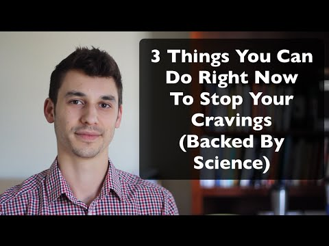3 Things You Can Do Right Now to Stop Cravings (Backed By Science)... Even if You LOVE Food