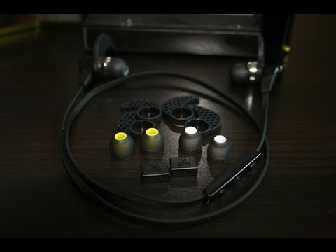 HOW TO: Set Up Your Jaybird X3's, X2's, freedom or Blue Buds X (over/under ear & wingtips)