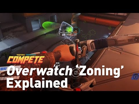 Overwatch 'Zoning' Explained | Compete!