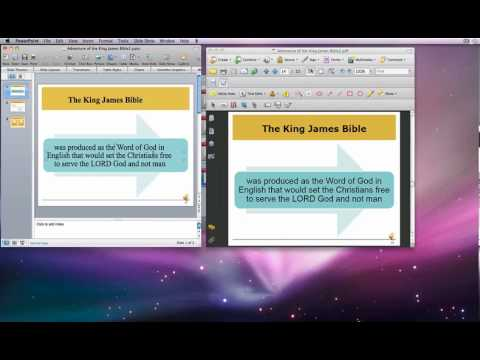AnyBizSoft PDF to PowerPoint Converter for Mac