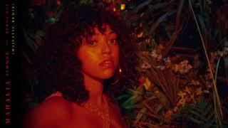 Mahalia - Simmer (feat. Burna Boy) [Majestic Remix]