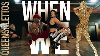 Download When We Remix | Tank | Queens N Kings | Choreography by Aliya Janell & Sayquon Keys