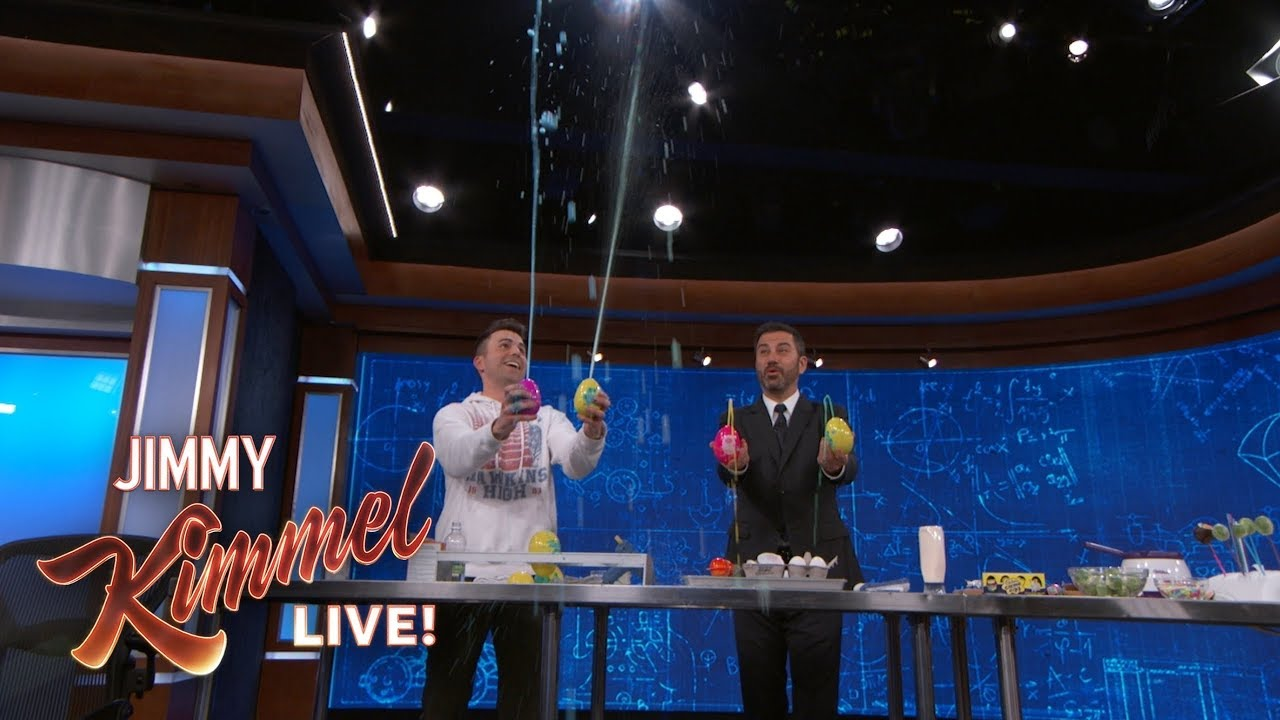 Easter/April Fools' Day Pranks with Mark Rober