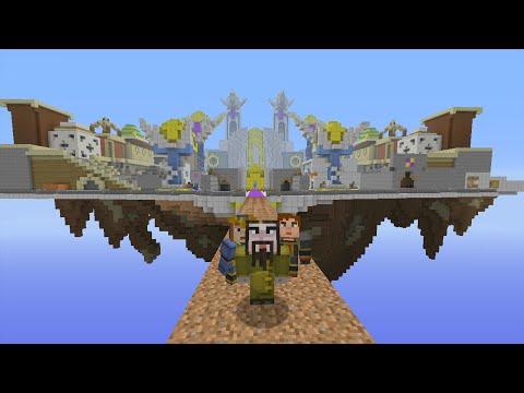 Minecraft Xbox - Murder Mystery - Sky City