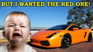 MOST SPOILED KIDS AND BRATS GO CRAZY! (Cringe)
