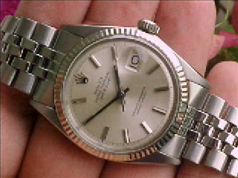 Rolex - Telling Fake from Real - How to spot the fake