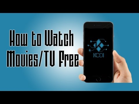 How to Watch TV Movies Free on iPhone iOS 10 Kodi **NEW OCTOBER 2016**