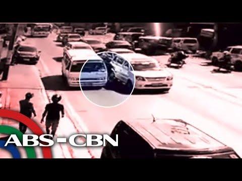 TV Patrol: Lalaki, nanapak ng nakaalitang drayber