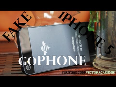 Goophone I5 - Iphone 5 Clone