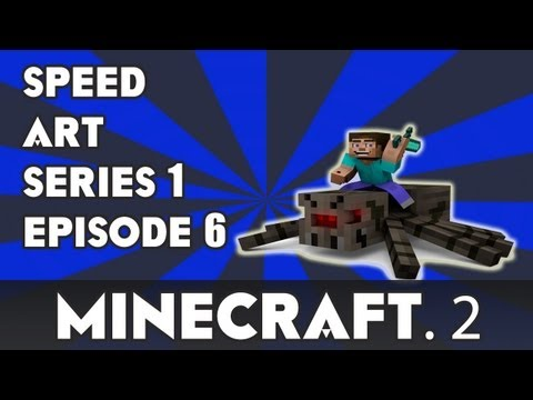 Series 1 | Episode 6 | EatonsGFX | Minecraft 2 | Speed Art 6 |