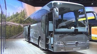 Mercedes-Benz Tourismo 20th Anniversary Bus Exterior and Interior
