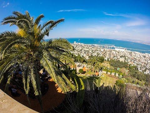 Trip to Israel : Tel Aviv, Jaffa, Haifa, Jerusalem and Dead Sea.