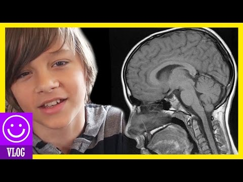 JONAH'S BRAIN TUMOR TEST RESULTS!  MRI BRAIN SCAN  |  KITTIESMAMA