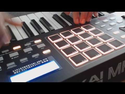 MPK249 Setup with FL Studio | (Mapping Pads, Note Repeat