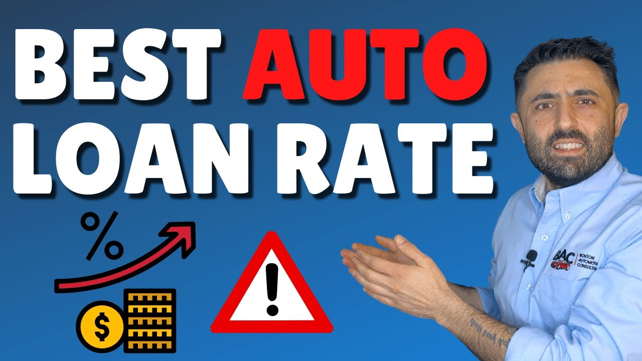 Dealership vs. Bank for BEST auto loan interest rates (2021)