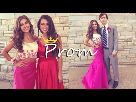 Prom Get Ready with Me with My Future Husband