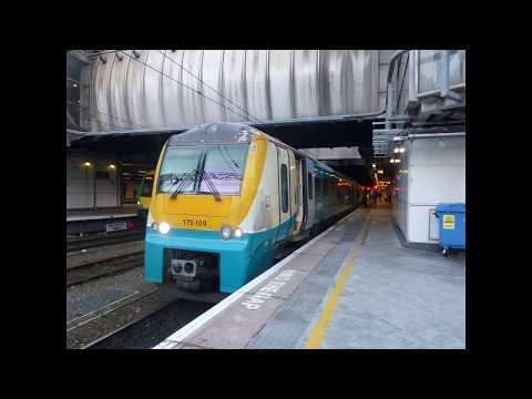 Arriva Trains Wales DMU | 175109 | Birmingham International – Birmingham New Street
