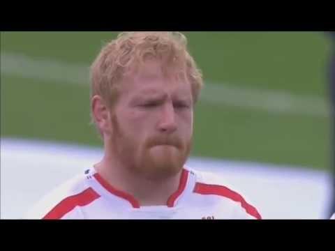 Last Post & Moment of Silence - England vs New Zealand [2nd RL Test 2015]