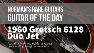 Norman's Rare Guitars - Guitar of the Day: 1960 Gretsch 6128 Duo Jet