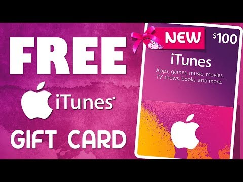 Free itunes gift card codes - iTunes gift cards - How to get free itunes gift cards