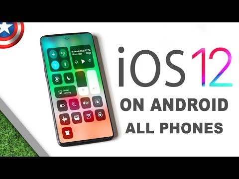 Install iOS 12 on Android - All Phones