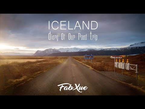 Iceland - 3 Days road trip, from Reykjavik to Jökulsárlón