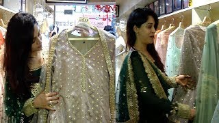Dipika ( Faiza ) Ibrahim Shopping Ramzan Eid After Marriage
