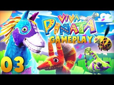 New Residents! Viva Pinata: Gameplay - Episode 03