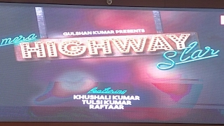LIVE: Mera Highway Star   Tulsi Kumar Khushali Kumar Raftar