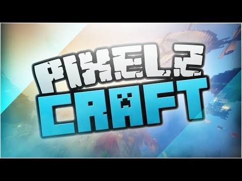 PixelzCraft is finally here! (official SERVER trailer)!
