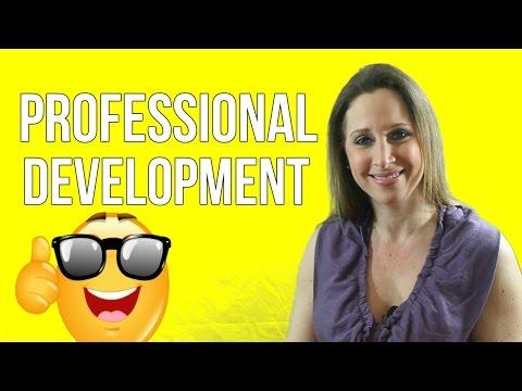ALL ABOUT PROFESSIONAL DEVELOPMENT!! | Debra Wheatman