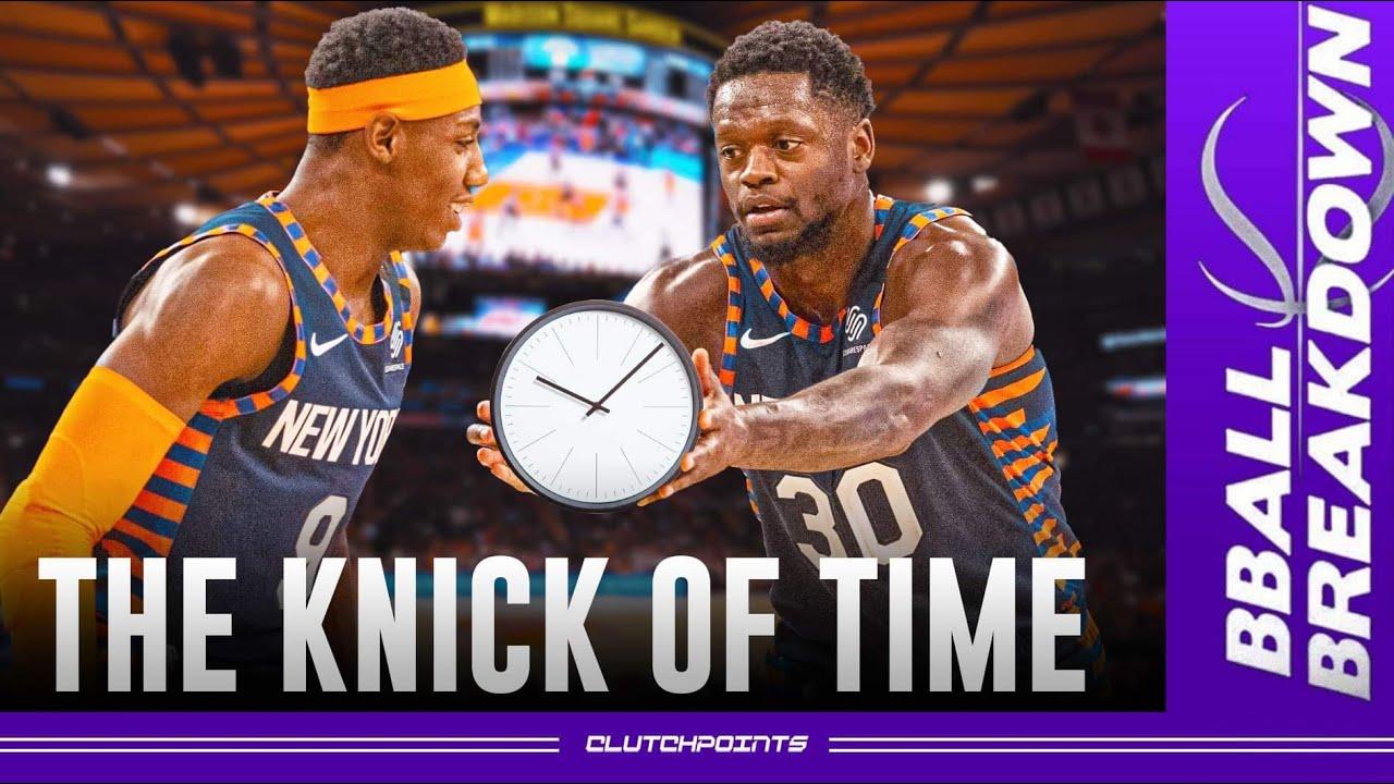 How Julius Randle And RJ Barrett Have The Knicks Winning Again