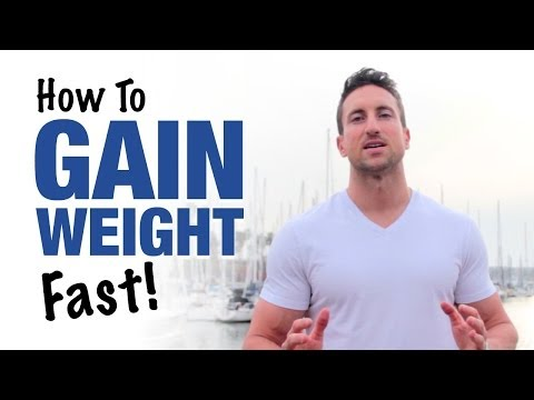How To Gain Weight Fast: 3 Crazy Tricks That Work (Skinny Guys Only)