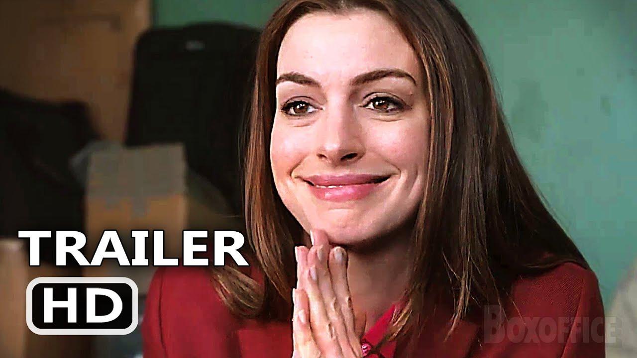 LOCKED DOWN Trailer (2021) Anne Hathaway, Chiwetel Ejiofor Movie